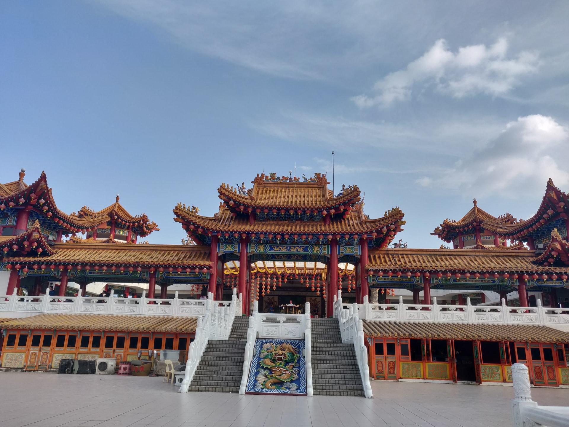 Thean Hou Temple — Kuala Lumpur, Malaysia